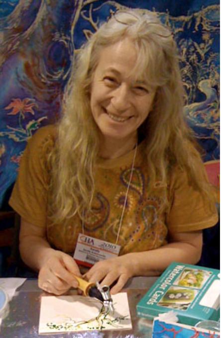 Sandy Rabinowitz, owner