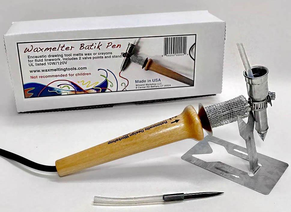 Batik Pen in box